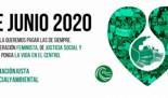 La Coordinadora Valenciana de ONGD y Pobresa Zero apoyan el llamamiento por la justicia social y ambiental del 5 de junio