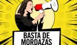 """La Coordinadora Valenciana de ONGD y POBRESA ZERO se adhieren al manifiesto: """"Cinco años después: ¡basta ya de mordazas!"""""""