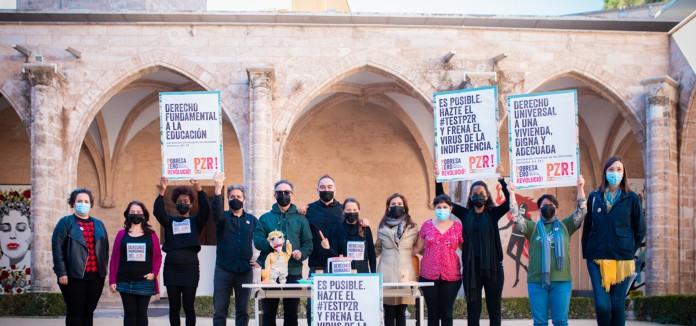 Pobresa Zero reivindica la necesidad de reconstruir el mundo desde los derechos humanos tras la crisis por covid-19