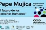"""Debat amb Pepe Mujica, """"El Futur dels Drets Humans"""""""