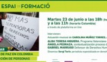 WEBMINAR: Proceso de paz en Colombia y protección de personas defensoras de derechos humanos
